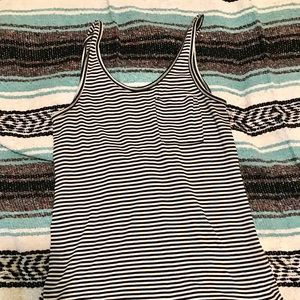 Urban Outfitters size Sm stripped tank